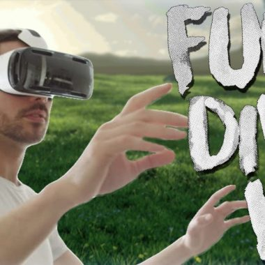 Full-Dive Virtual Reality